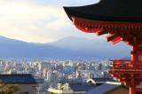 京都热点景区二条城旁新建别墅